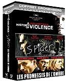 David Cronenberg - Coffret 3 DVD
