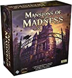 Image for board game Fantasy Flight Games FFGMAD20  Mansions of Madness Board Game, Second Edition (Core Set)