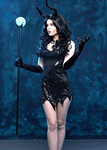 Sancto International Maleficent Style bâton Magique