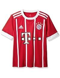adidas FC Bayern München Trikot Home 2017/2018 Kinder 128