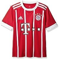 adidas B. Munich Camiseta, Niños, Rojo / Blanco, 9-10 Años
