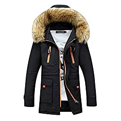 SaiDeng Hombres Jacket...