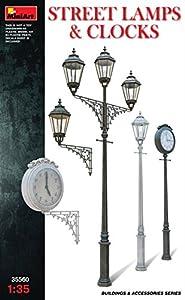 Unbekannt Mini Tipo 35560-Accesorios de construcción-Street Lamps y Clocks-