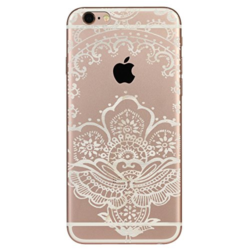 IPHONE 7 Hülle Flamingos Katze Giraffe Weich Silikon TPU Schutzhülle Ultradünnen Case für iPhone 7 Schutz Hülle Muster 1