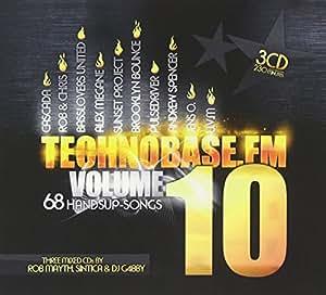 TechnoBase.FM Vol. 10