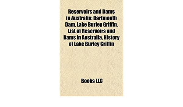 Amazon in: Buy Reservoirs and Dams in Australia: Dartmouth