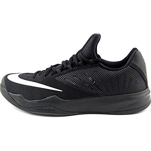 Nike Nike Zoom Run The One, espadrilles de basket-ball homme Noir - Negro (Negro (Black/Metallic Silver))