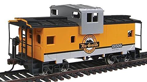 Walthers Trainline 931-1529 Caboose Denver & Rio Grande Western