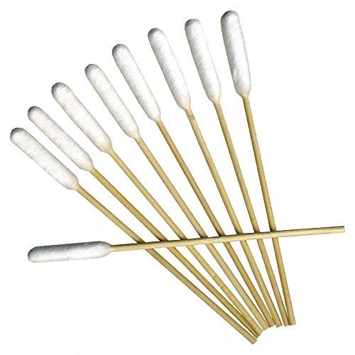 Unbranded Paquete 50 bastoncillos Grandes bambú Cuidado