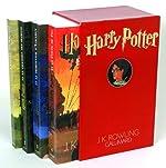 Harry Potter, coffret 4 volumes - Tome 1 à tome 4 de Joanne K. Rowling