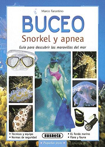 Buceo - Snorkel Y Apnea (Pequeñas Joyas) por Marco Tarantino