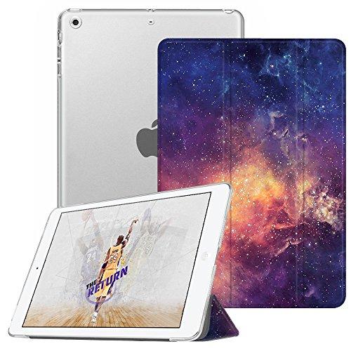 Fintie iPad Mini Hülle - Ultradünne Superleicht Schutzhülle mit transparenter Rückseite Abdeckung Cover mit Auto Schlaf/Wach Funktion für Apple iPad Mini/iPad Mini 2 / iPad Mini 3, DieGalaxie