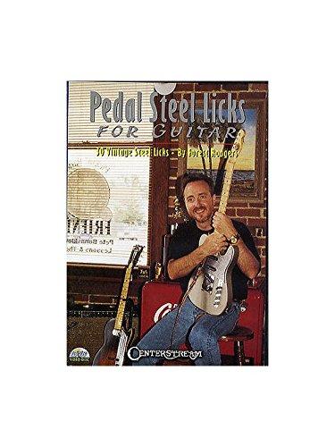Pedal Steel Licks For Guitar DVD. Für Gitarre (Pedal-steel-dvd)