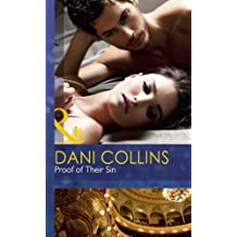 Proof of Their Sin (Mills & Boon Hardback Romance) by Dani Collins (2013-07-05)