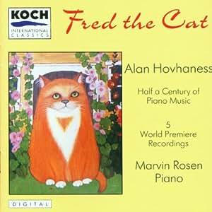 Hovhaness: Piano Music