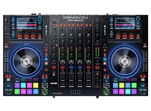 Mixers numériques DENON DJ DN-MCX8000 Avec carte son