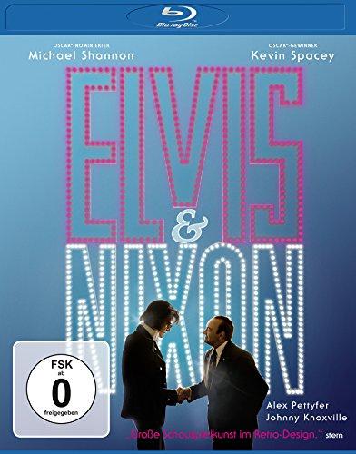 Bild von Elvis & Nixon [Blu-ray]