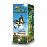 Game/Play Fascinations Solar Butterfly (Assorted Orange Or Yellow) Kid/Child