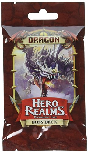 White Wizard Games Hero reinos: dragón Boss