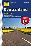 ADAC Kompaktatlas Deutschland 2016/2017 1:300 000 (ADAC Atlanten)