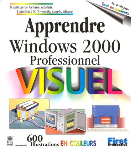 Apprendre Windows 2000 Professionnel