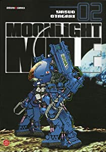 Moonlight Mile Edition simple Tome 2