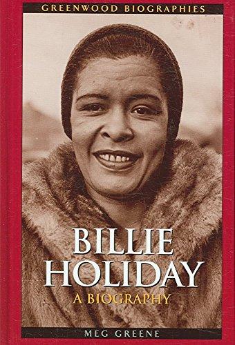 [Billie Holiday: A Biography] (By: Meg Greene) [published: November, 2006]