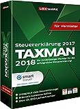 Lexware Taxman 2018 Minibox|für Vermieter|Übersichtliche Steuererklärungssoftware für Vermieter|Kompatibel mit Windows 7 oder aktueller