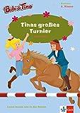Bibi & Tina - Tinas großes Turnier: Lesen lernen - 2. Klasse ab 7 Jahren (A5 Lese-Heft) (Lesen lernen mit Bibi und Tina)
