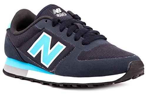 New Balance U430NAB Sneakers Baskets Chaussures pour Femmes Toutes Tailles U430NAB Navy/Blue/White 37 EU