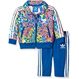 adidas–Chándal infantil Soccer Firebird Varios colores Multicolor/Eqt Blue S16 Talla:3 años (98 cm)