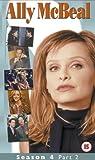 Ally McBeal: Season 4 Box, Part 2 [VHS] [1998]