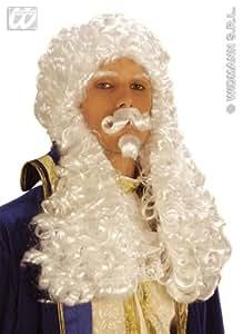 WIDMANN 6205F–Perruque François avec barbe