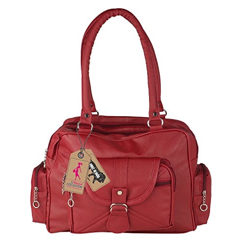 Ritupal Collection Women's Shoulder Handbag Amazing Maroon