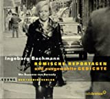 Römische Reportagen, 1 Audio-CD - Ingeborg Bachmann, Suzanne von Borsody