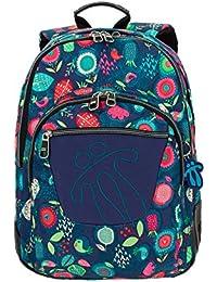 Totto MA04ECO002-1710N-1LV Crayola Mochila tipo casual, 44 cm, 20 litros, Multicolor
