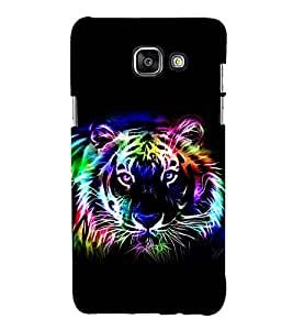 printtech Tiger Design Big Cat Back Case Cover for Samsung Galaxy A5 (2016)