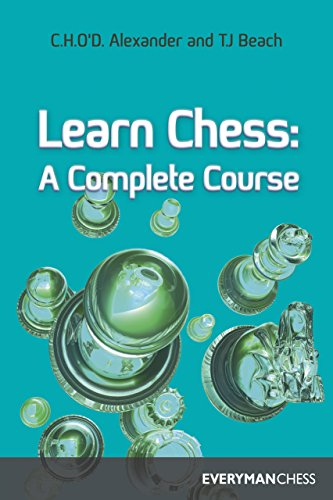 Learn Chess: A Complete Course (Cadagon Chess)