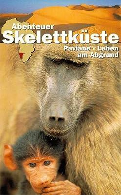 Abenteuer Skelettküste - Paviane/Leben am Abgrund [VHS]