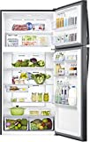 Samsung 670 L 3 Star Frost Free Double Door Refrigerator(RT65K7058BS/TL, Black inox, Convertible, Inverter Compressor)