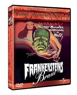 Classic Monster Collection - Frankensteins Braut