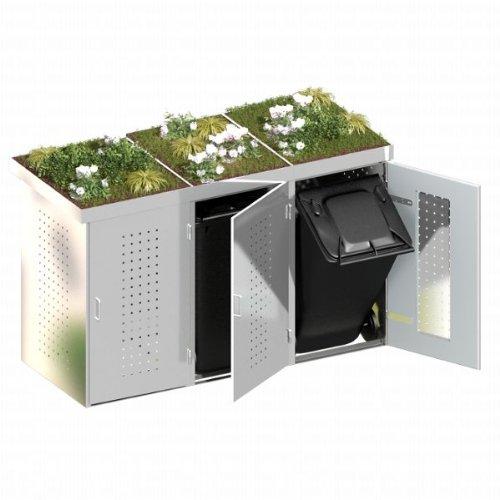 Mülltonnenbox System Binto