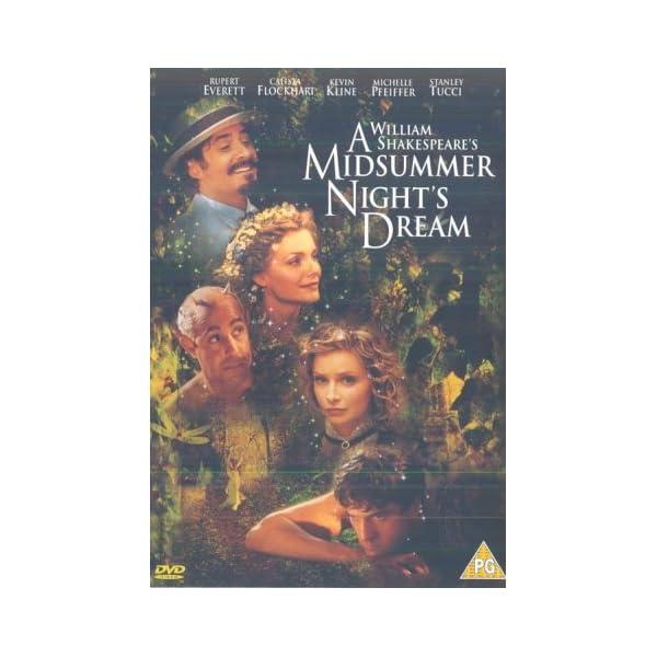 A Midsummer Night's Dream [DVD] [1999] 515FGYFV8XL