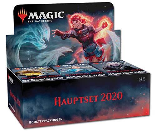 Magic The Gathering Hauptset 2020 Booster-Display Box deutsch