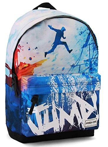 PRODG PRODG Jump-Freestyle Backpack Rucksack, 42 cm, 21 liters, Blau (Blue)