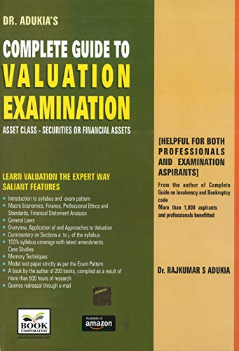 Complete Guide to Valuation Examination