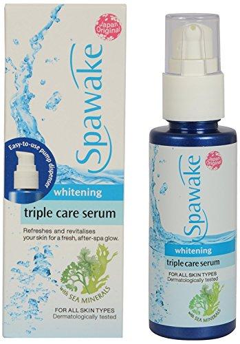 Spawake Whitening Triple Care Serum 45ml with Ayur Lotion