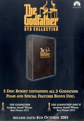 The Godfather Trilogy [UK IMPORT]