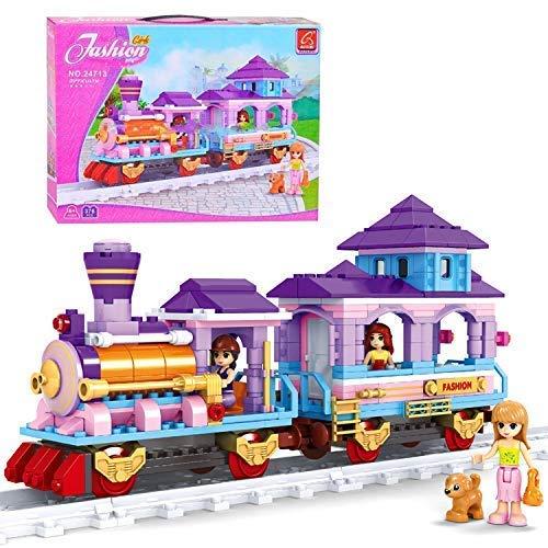Ingenious Toys® The Heartlake Express Zug mit Freunde / Bauklötze Baukasten -