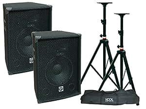 Pack Enceintes sono 2 XR-300 + 1 KIT KS-05B